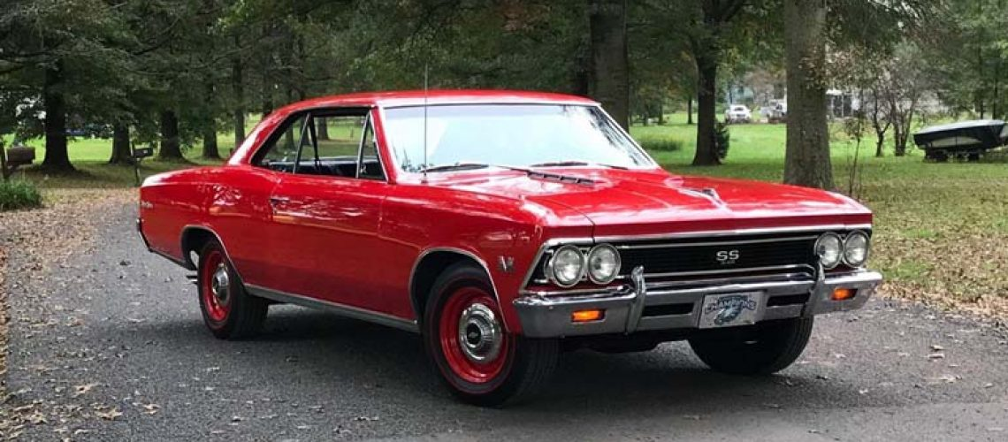 The Chevelle Story - Classic GM Muscle