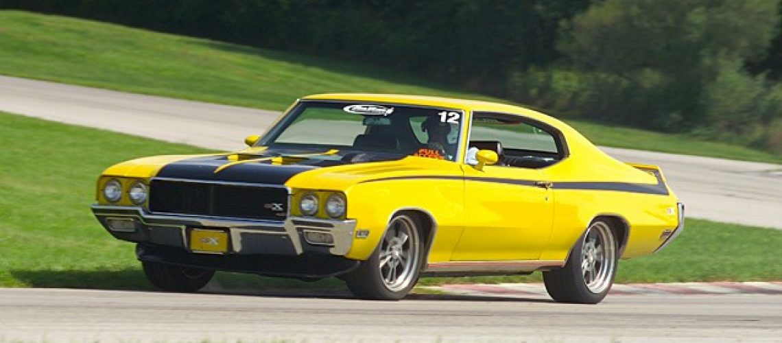 Buick Muscle Car >> The 10 Greatest American Muscle Cars Of All Time Classic